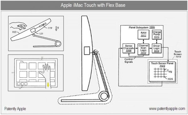 iMac Touch 1