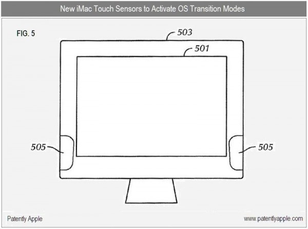 iMac Touch 5