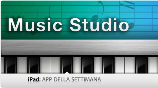 Music Studio App della Settimana