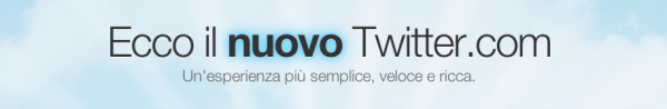 Nuovo Twitter