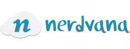 Nerdvana – Nerd Magazine logo