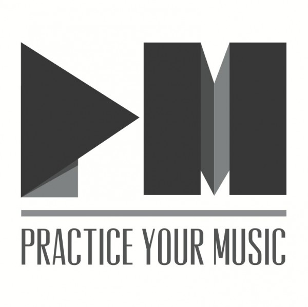 Logo Practice Your Music