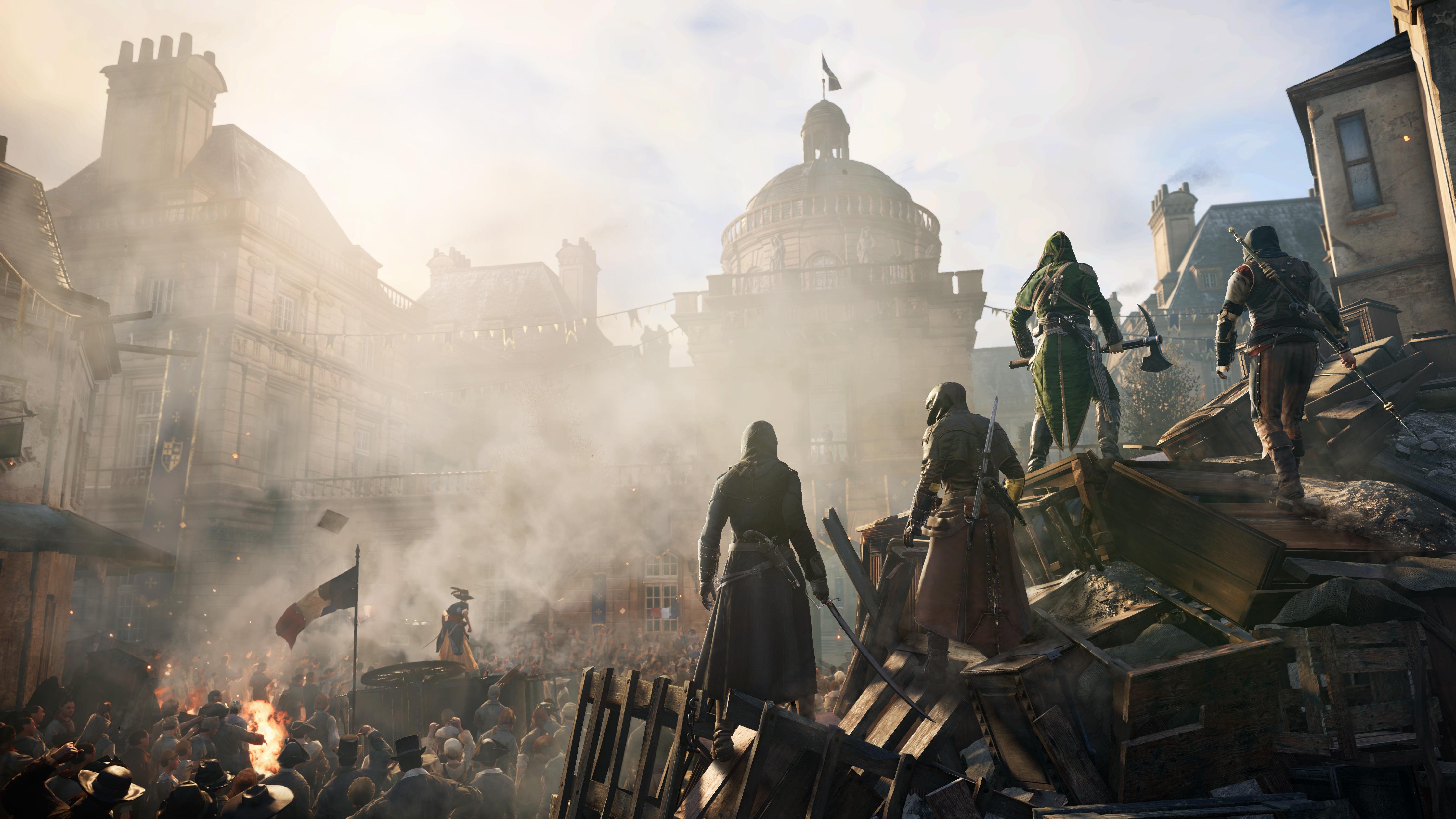 Assassin's Creed Unity: tutte le edizioni da collezione