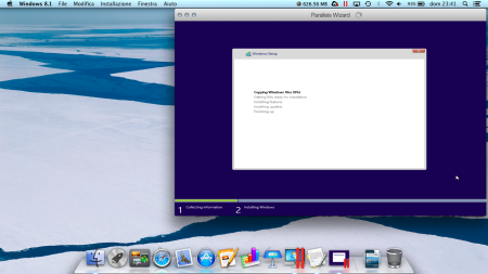 Parallels Desktop - inst