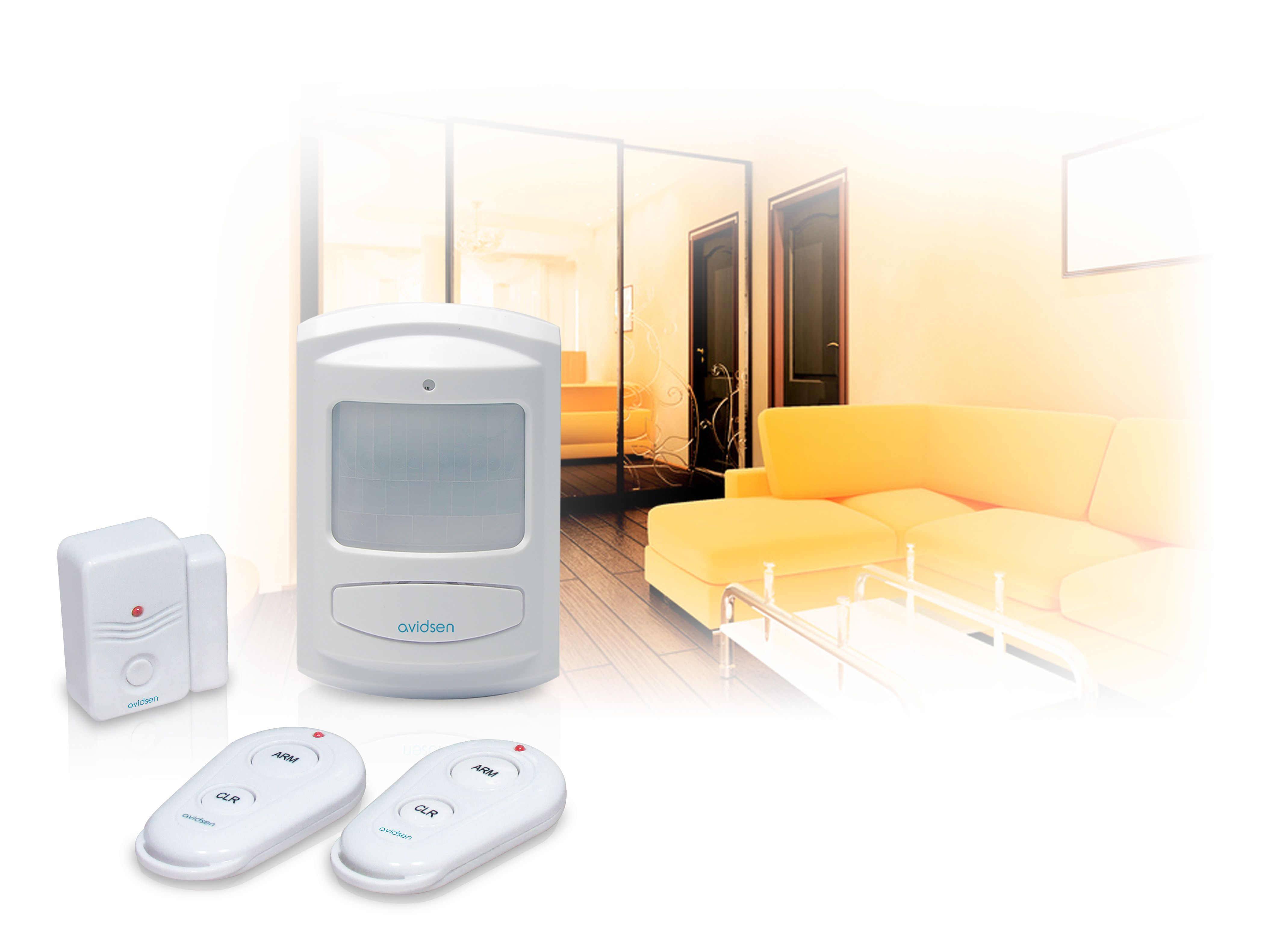 Nuovo Kit Allarme Wireless GSM di Avidsen per contrastare furti e rapine in casa