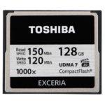 Compact Flash Toshiba Exceria nerdvana