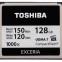 Recensione Compact Flash card Toshiba Exceria: alte prestazioni per amatori e professionisti