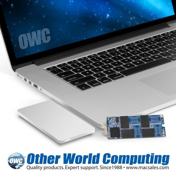 SSD OWC Aura Pro 6G nerdvana