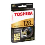 Toshiba Exceria PRO N101 nerdvana