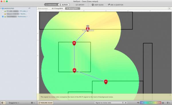 NetSpot Pro nerdvana screenshot