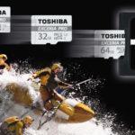 microSD Toshiba Exceria M401 nerdvana