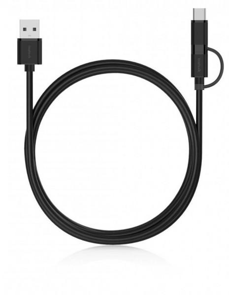 Inateck CA2002C micro USB USB-C nerdvana