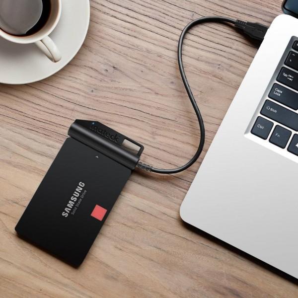 Inateck UA1003 SATA III a USB 3.0 nerdvana