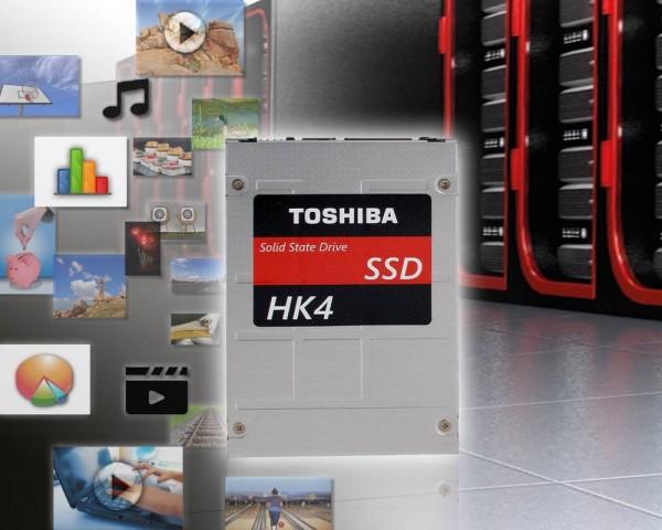 SSD Toshiba HK4E nerdvana