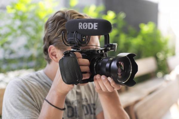 VideoMic Pro Rode nerdvana