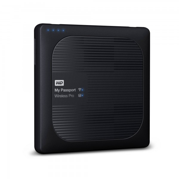 WD My Passport Wireless Pro nerdvana