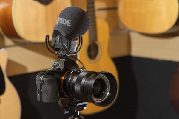 Rode Stereo VideoMic Pro nerdvana