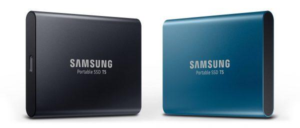 Samsung SSD T5 nerdvana
