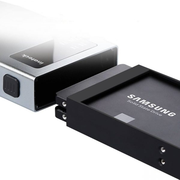 Enclosure SSD HDD USB 3.1 Gen 2 Inateck FE2101 nerdvana