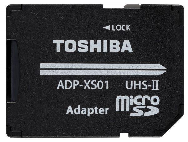microSD Toshiba Exceria PRO M501 nerdvana