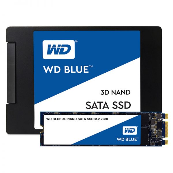 SSD WD Blue nerdvana