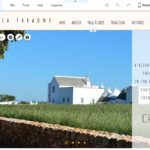 Masseria Faraone recensione esperienziale Wix.com nerdvana