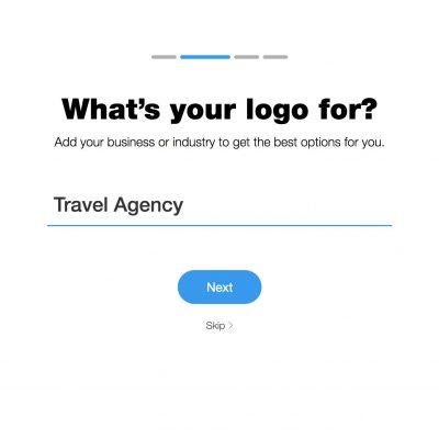 Wix Logo Maker nerdvana