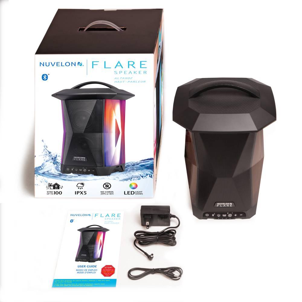Recensione Speaker Bluetooth Nuvelon Flare  esperienza fuori dal ... 877234d24af2