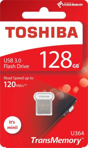 Pendrive USB 3.0 Toshiba u364 nerdvana