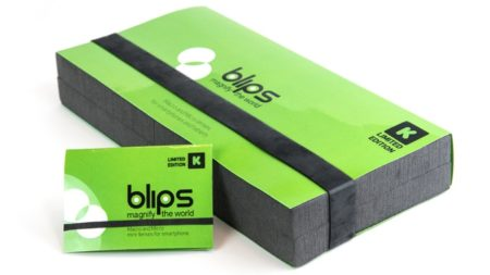 Blips Lens nerdvana