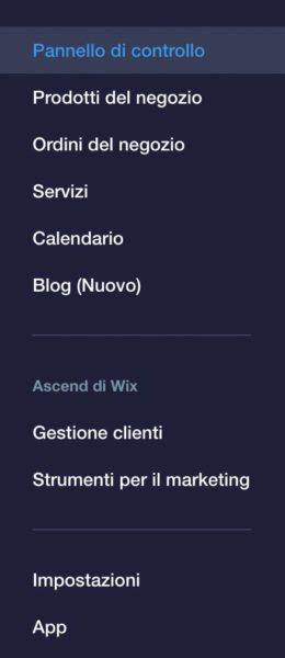 Ascend di Wix nerdvana